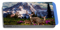 Mountain High Meadow Portable Battery Charger
