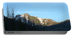 Mountain In Rocky Mountian Np Co Portable Battery Charger