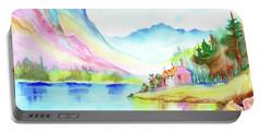 Mountain Lake Portable Battery Charger