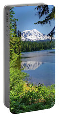 Mountain Lakre Reflection Portable Battery Charger
