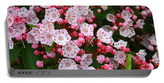 Mountain Laurels Portable Battery Charger