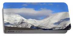Mountain Peaks - Panorama Portable Battery Charger