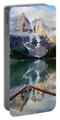 Mountain Reflections Portable Battery Charger