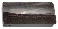 mountain sketch II Portable Battery Charger
