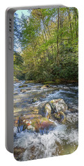 Mountain Stream #3 Portable Battery Charger