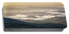 Mountain Valley Fog - Blue Ridge Parkway Portable Battery Charger