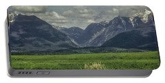 Mountain View Montana.... Portable Battery Charger