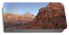 Mountain Vista At Zion Portable Battery Charger