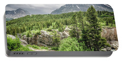 Mountain Vistas Portable Battery Charger