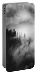 Mountain Whispers Portable Battery Charger