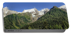 Mountains Portable Battery Charger