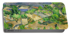 Mountains In Provence Portable Battery Charger