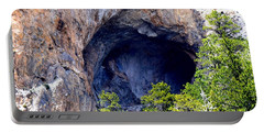 Mountainside Cavern Portable Battery Charger
