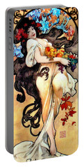 Portable Battery Charger featuring the photograph Mova Promo 2017 by Padre Art