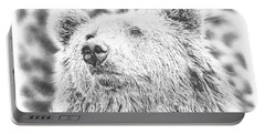Mr. Bear Portable Battery Charger