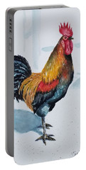 Mr. Browne's Rooster Portable Battery Charger