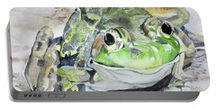 Mr Frog  Portable Battery Charger