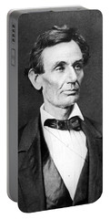 Abe Lincoln Portable Battery Chargers