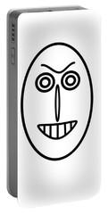 Mr Mf Has A False Smile Portable Battery Charger