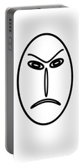 Mr Mf Is An Angry Asian  Portable Battery Charger