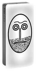 Mr. Mf Is An Unshaved Macho Portable Battery Charger