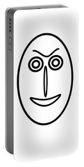 Mr Mf Is Friendly  Portable Battery Charger