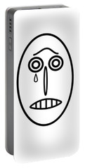 Mr Mf Is Sad  Portable Battery Charger