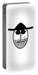 Mr Mf Is Scarface  Portable Battery Charger