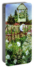 Mr Moon's Garden Portable Battery Charger