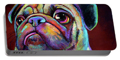 Mr. Pugnacious  Portable Battery Charger