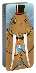 Mr. Walrus Portable Battery Charger