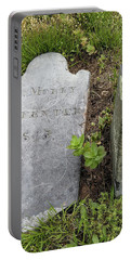 Mrs. Molly Carpenter 1815 Portable Battery Charger by Bruce Carpenter