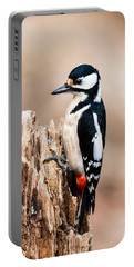 Mrs Woodpecker Portable Battery Charger