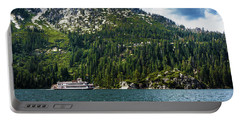 M.s. Dixie II, Lake Tahoe, Ca Portable Battery Charger