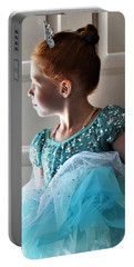 Ms Prima Ballerina Portable Battery Charger