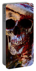 Ms Skull Portable Battery Charger