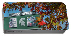 Michigan State Campus - Fall  Portable Battery Charger
