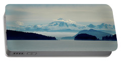 Mt. Baker Washington Portable Battery Charger