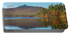 Mt Chocorua In Autumn Portable Battery Charger