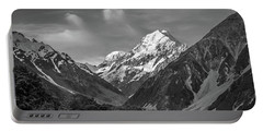 Mt Cook Wilderness Portable Battery Charger