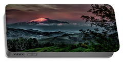 Mt. Etna I Portable Battery Charger
