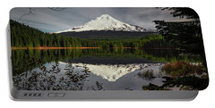 Mt Hood Reflection Portable Battery Charger