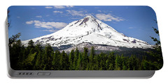 Mt. Hood's East Face Portable Battery Charger