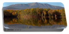 Mt Katahdin Baxter State Park Fall 1 Portable Battery Charger