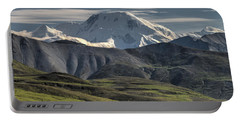 Portable Battery Charger featuring the photograph Mt. Mather by Gary Lengyel