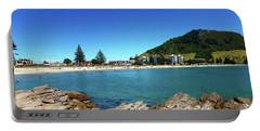 Mt Maunganui Beach 9 - Tauranga New Zealand Portable Battery Charger