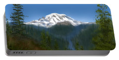 Mt Rainier Portable Battery Charger