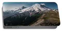Mt. Rainier Panoramic Portable Battery Charger