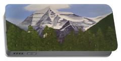 Mt. Robson, Bc Portable Battery Charger