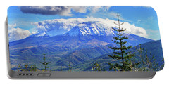 Mt. St. Helens Fall Portable Battery Charger